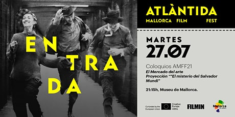 Coloquio + Proyección AMFF21 > El mercado del arte entradas