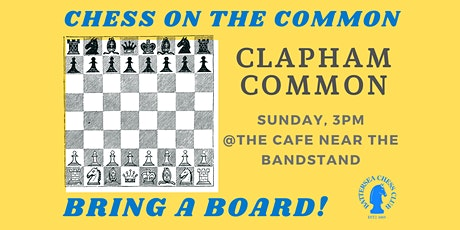Chess on the Common tickets