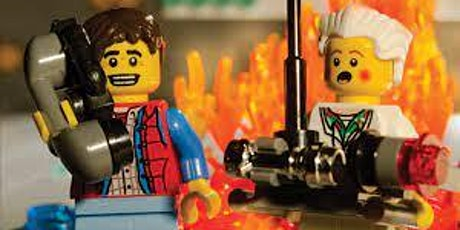 Camp 3: LEGO: Brick Flicks - Make your LEGO Minifigures come to life tickets