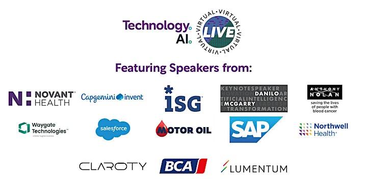 Technology, AI & Cyber Live image