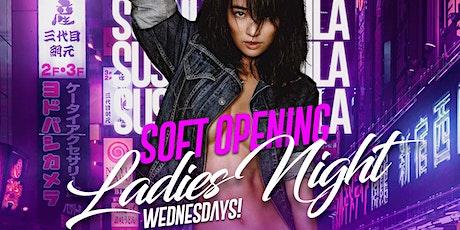 Ladies Night in Tokyo! Sushi & Tequila tickets