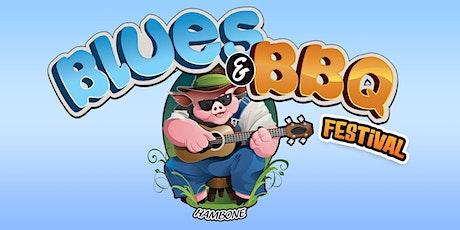 Blue Ridge Blues & BBQ Festival tickets