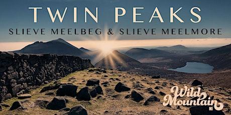 Twin Peaks Sunset Hike - Slieve Meelbeg and Slieve Meelmore tickets