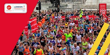 Virtual Virgin Money London Marathon 2021 tickets