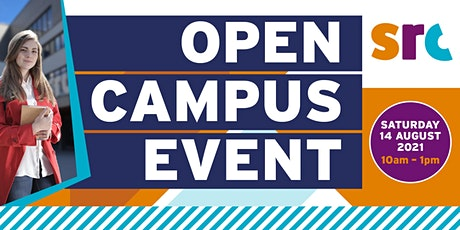 SRC Open Campus Event tickets