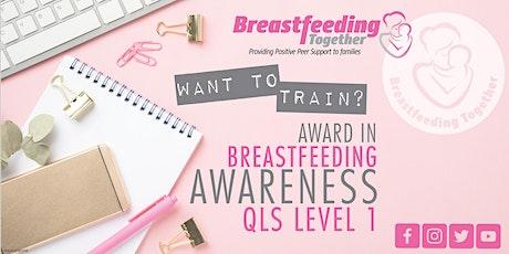 Breastfeeding Awareness Level 1 tickets