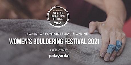 Women's Bouldering Festival | Fontainebleau 17-19. September 2021 tickets