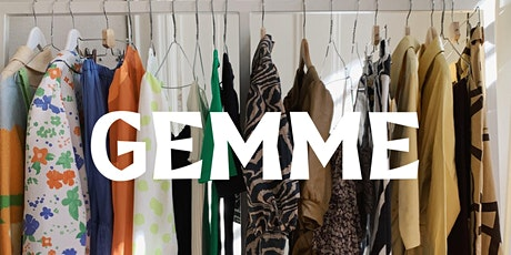 Book your time slot at Gemme Studio - Monday to Friday between 9am and 6pm tickets