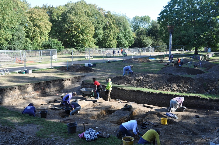 The Clare Castle Archaeological Digs image