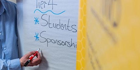 Immigration for Independent Schools -  Student Visa Compliance Workshop tickets