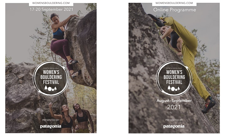 Women's Bouldering Festival | Fontainebleau 17-19. September 2021 image