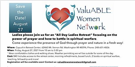 VWN Ladies All Day  Retreat tickets