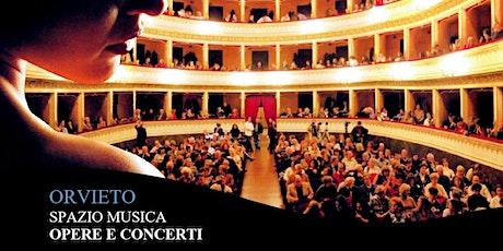 """9° Concorso per Direttori d'Opera """"Luigi Mancinelli"""": Concerto Finale biglietti"""