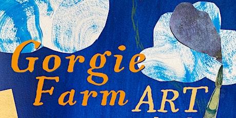 Gorgie Farm  Art School - Friday summer holiday club for ages 6 - 11 tickets