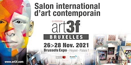 art3f Bruxelles 2021 tickets