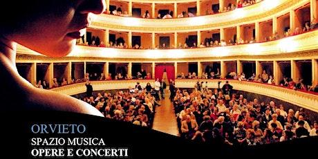 Spazio Musica Giovani - Concerto di Canto Lirico biglietti