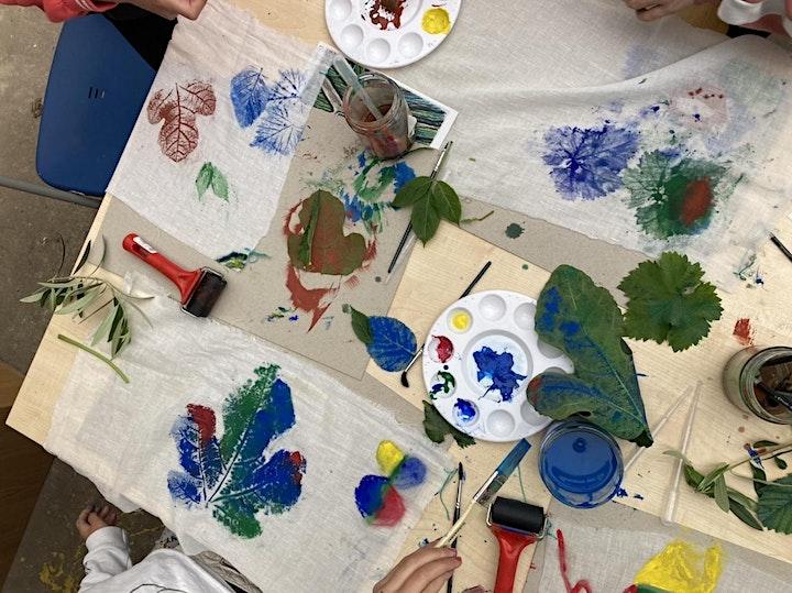 Gorgie Farm  Art School - Saturday morning art club for ages 6 - 11 image