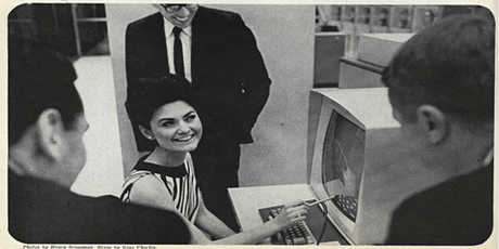 The Computer Girls - a public lecture by Dr Maria Vigliotti tickets