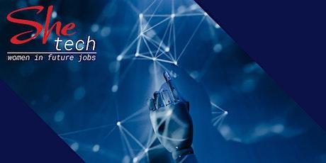 SHEtech Online Days 2021 Tickets
