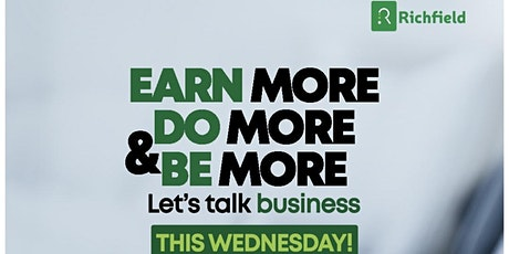 Let's Talk Business tickets