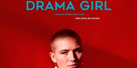 Filmcafé: Drama girl tickets
