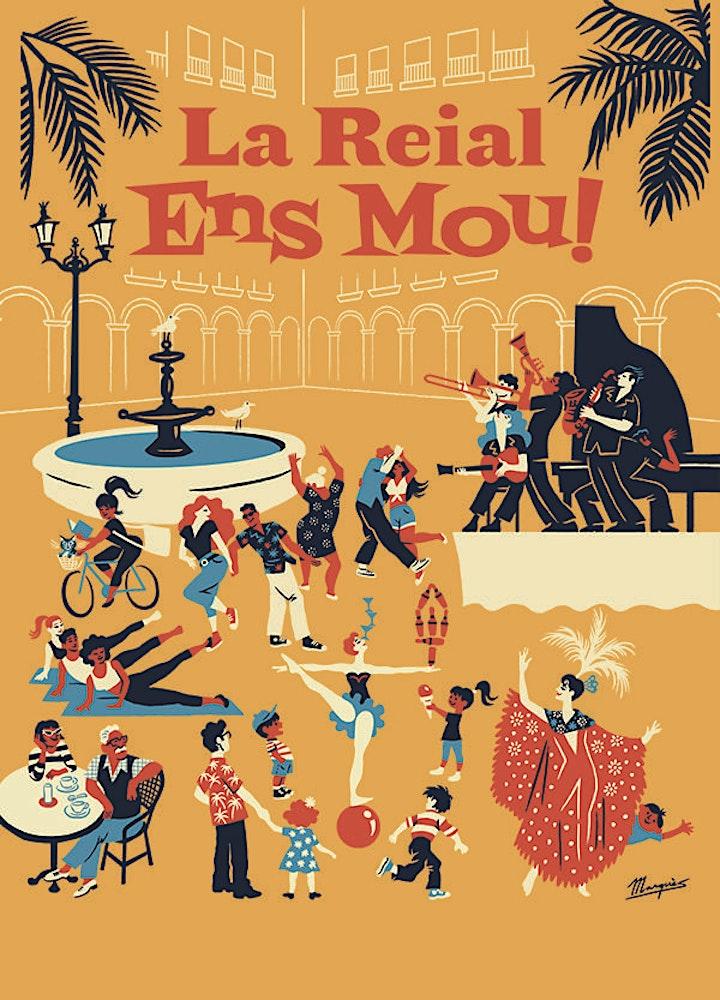 Imagen de Marató de Piano Maria Canals -La Reial ens Mou - Concert Gratuït