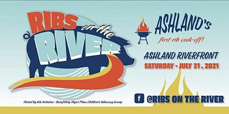 Ribs on the River tickets