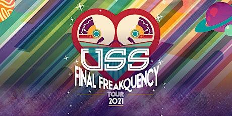 USS: Final Freakquency Tour tickets