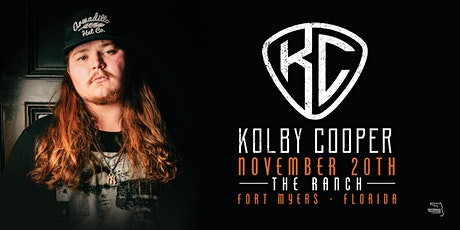 KOLBY COOPER - Ft. Myers tickets
