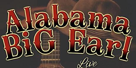 ALABAMA BIG EARL  LIVE AT THE BROKE SPOKE tickets