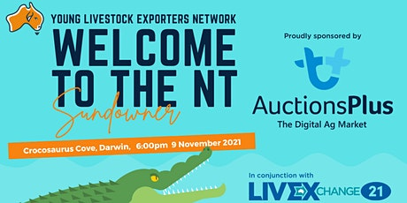 Welcome to the NT Sundowner tickets