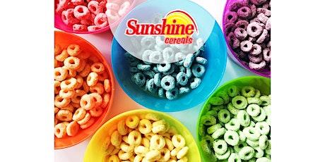 Sunshine Cereals Arts and Crafts Std 4-5 tickets