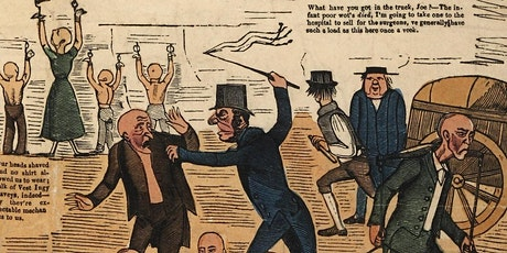 In Their Own Write: Punishing the Victorian Pauper Complainer tickets