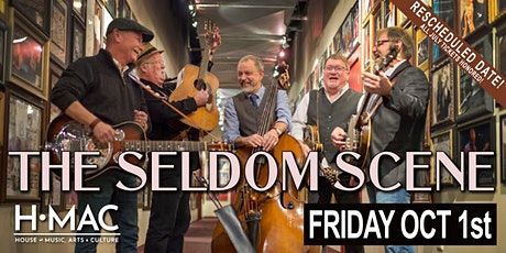 The Seldom Scene at Harrisburg Midtown Arts Center tickets