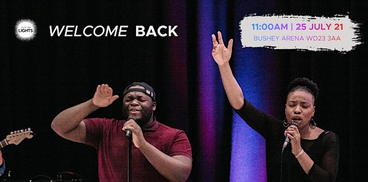 Welcome Back! image