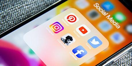 Why Use Social Media? tickets
