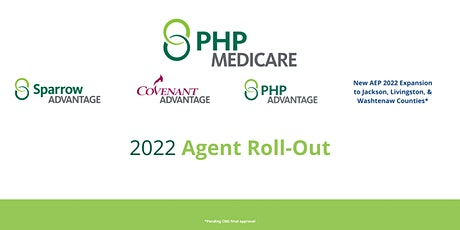 PHP Medicare: 2022 Agent Roll-Out tickets