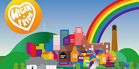 Wigan Pride 2021 tickets