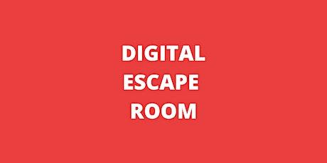 FLOW Escape Room Std 4-5 tickets