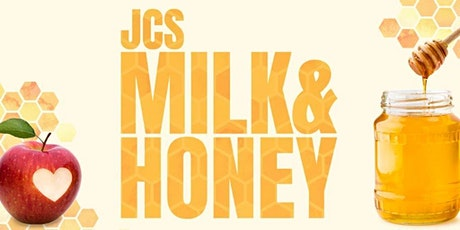 JCS Milk & Honey Drive-Thru and Contactless Drop-Off tickets