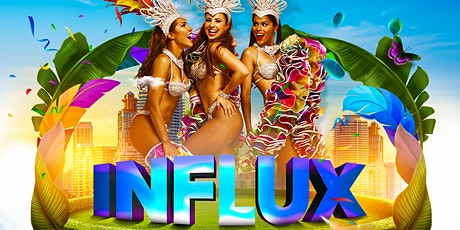 INFLUX   THE MIAMI CARNIVAL STARTER tickets