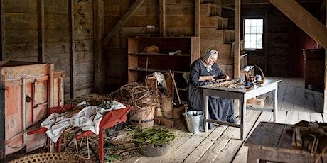 Heirloom Workshop Series: Weaving tickets