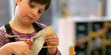 Sculpture Saturdays: Paper Clay Play with Ashleen Lewis tickets
