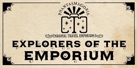 Explorers of the Emporium: Scribes (Creative Writing) tickets