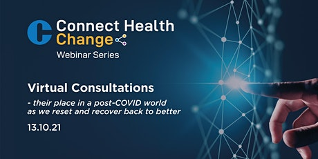 Virtual consultations- their place in a post-COVID world tickets