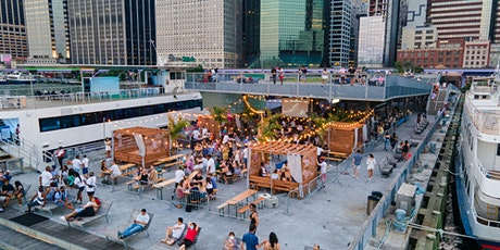 """SUNDAY """"WATERFRONT BRUNCH"""" & SUNSETS @ WATERMARK - PIER 15 NYC tickets"""
