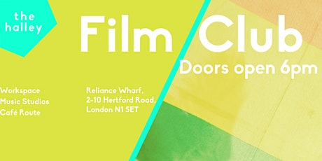 the hallley Film Club:This Changes Everything tickets