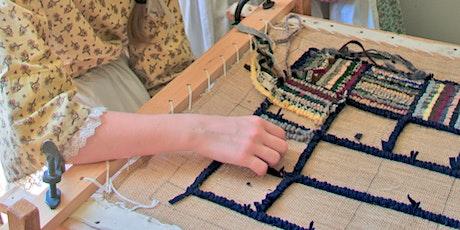 Heirloom Workshop Series: Rug Hooking tickets