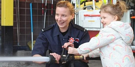 Hampshire and Isle of Wight FRS - Be inspired! Be a Future Firefighter tickets