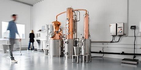 Gin Tasting in der Wanderer Destillerie bei Köln Tickets